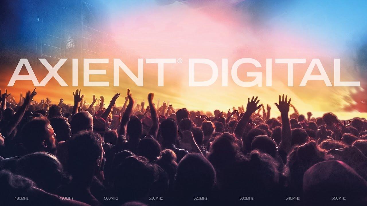 Shure axient digital
