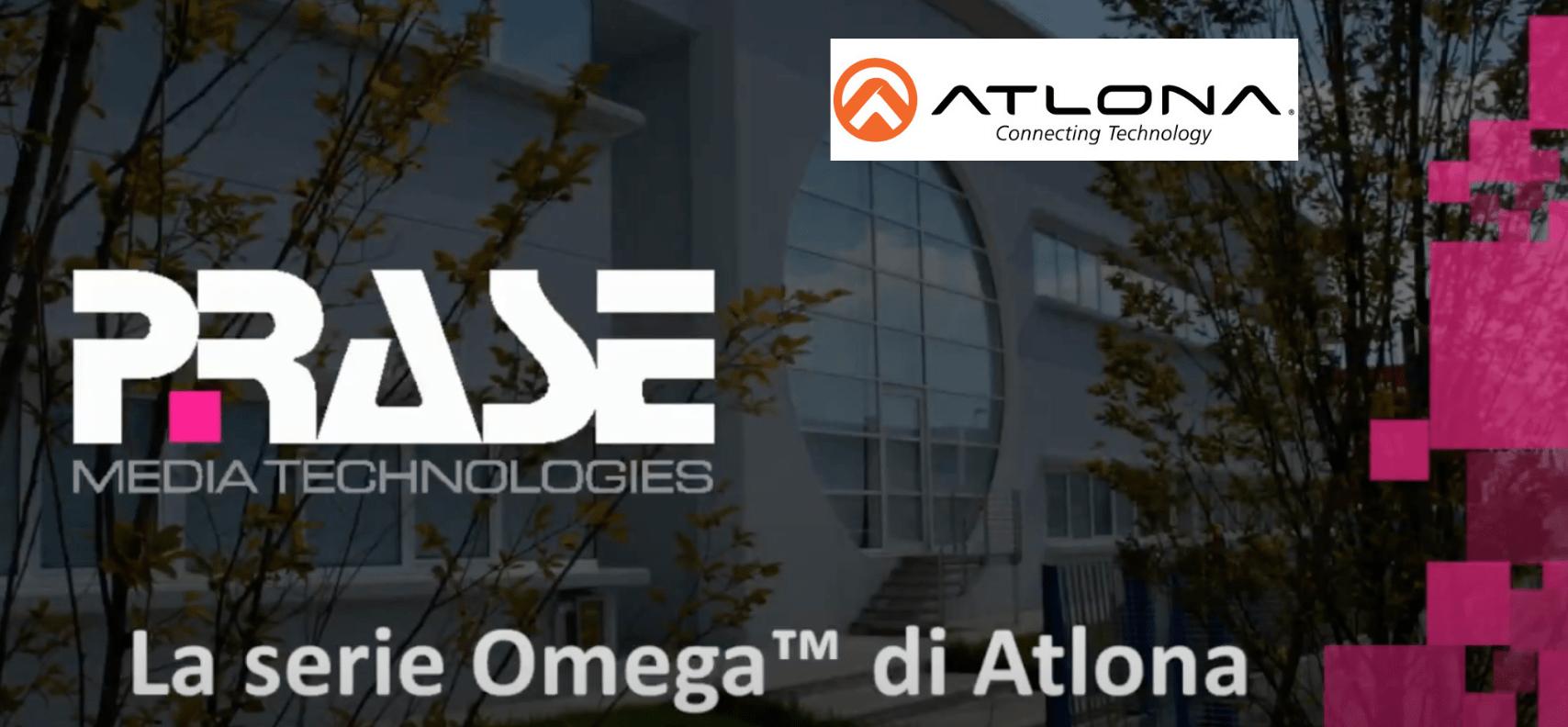 Sistemi di Videoconferenza di Atlona OMEGA