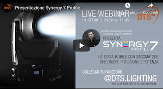 Testa Mobile Synergy 7 Profile DTS Italia